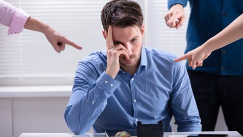 Retaliation: Facing Negative Treatment For Reporting a Coworker?   Blog Post   McOmber McOmber & Luber